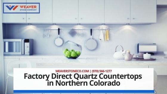 quartz countertops in Northern Colorado